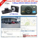 "2.7""Sony Full HD 1080P Carro Dash Cam com 5.0Mega Vídeo"