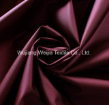 190t pour la doublure en polyester à armure sergé pongés/ Garment