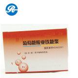 철 결핍성 빈혈 철 글루콘산염