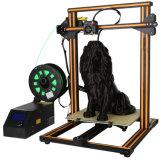 3D Printer met Verwarmd bouwt Plaat, omvat Micro- BR Kaart en de Gloeidraad van de Steekproef PLA