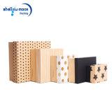 Изготовленный на заказ роскошная коробка упаковки бумаги подарка с печатание логоса (QY150055)
