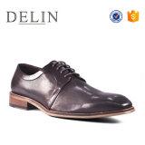 Высокое качество стандартного размера моды шнуровке указал кожаную обувь