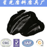 Il nero attivo del carbone di legna del carbonio di legno della polvere del campione libero