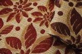 Configuration de teinture de partie et tissu 100% de Chenille de polyester