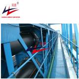 A ferrugem do suporte do rolete da esteira transportadora de resistência da Estrutura do Transportador