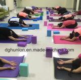 Tijolos do balanço da espuma da ioga com os fornecedores superiores do tipo