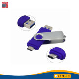 Tipo C OTG Micro USB Flash Drive USB 3.0 16GB, 32GB, 64GB Telemóvel Inteligente Pendrive Pen Drive USB Flash Memory