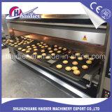 Mini horno de la cosechadora del gas de la convección para el departamento de la panadería