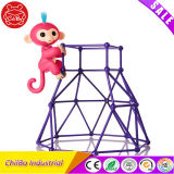 Los alevines Jungle Gym Playset Coral Pink Monkey Toy Aimee