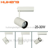 15W 25W 30W Dimmable 세륨 SAA RoHS LED 궤도 빛
