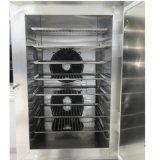 Máquina de congelação rápida dos vegetais