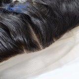 最もよい品質の熱い販売の中国の緩い巻き毛13X4正面人間の毛髪