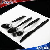 プラスチック食事用器具類はプラスチックスプーン、ナイフおよびフォークを含んでいることをセットした