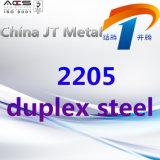 Laminados en frío 2205 Tubo de la hoja de acero inoxidable Dúplex Bar