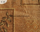 Blatt-Entwurfs-Chenille-Polsterung-Gewebe (FTH31190)