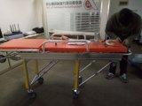 Barella dell'ambulanza dell'ospedale di H-3b, barella mobile medica per l'emergenza
