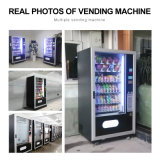 Haute Performance Combo Snack& des boissons froides vending machine LV-205L-610A