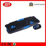 Jeu de &Keyboard de souris de jeu de contre-jour de 3200 Dpi DEL PRO