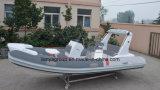 Liya aufblasbares Belüftung-Schlauchboot-Lenkkonsolen-Boot