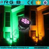 Rasoio brevettato P7 /7 LEDs*25W dell'indicatore luminoso di PARITÀ del prodotto LED