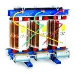 乾式の変圧器(25MVA、33kVまで)