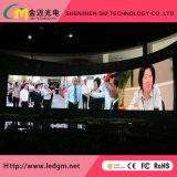 Precio al por mayor P2 en el interior de la publicidad Display de LED de visión de los medios de comunicación, USD1380