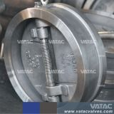 Válvula de Retenção de pastilhas de aço inoxidável (H61)