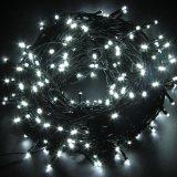 24V свет белого рождества света шнура 200LED низкого напряжения тока 30m теплый