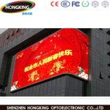 広告のための屋外のフルカラーP10レンタルLEDスクリーン表示
