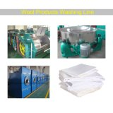 China de lana de oveja de lana Industrial lavado Máquina de limpieza