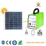 100Wによって200Wは太陽電池パネルが付いている携帯用太陽エネルギーシステムが家へ帰る