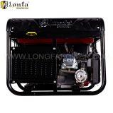 110V/60Hz 220V 3000W 3500W 3.5KW chaveados gerador gasolina tranquila com a EPA