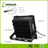 고성능 100W 안전 빛 500W 동등한 6000K IP65 LED 플러드 빛