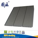 木およびプラスチック合成物WPCの壁のクラッディングの屋外の使用168*17mm