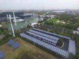 Il International certifica bene i mono vestiti solari approvati del comitato 345W con i progetti di BIPV
