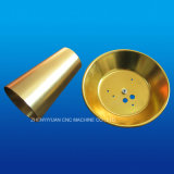 Процессе принятия решений из алюминия для вращающегося потенциометра ЧПУ станок (легких 350A-4)