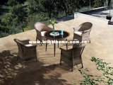Hot of halls guards Wicker outdoor Chair and Table Furniture