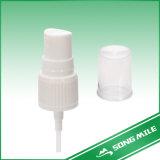 Pompa normale bianca dello spruzzatore della piegatura del profumo di formato