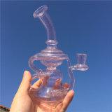 Tubulação de água de vidro de Weed do cachimbo de água de vidro por atacado das tubulações de fumo