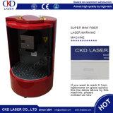 Загерметизированная герметизируя машина маркировки лазера цветастой гравировки миниая