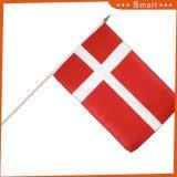 良質小型手のファン国旗