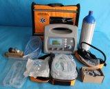 Het draagbare Medische Ventilator van de Ziekenwagen met de Fles Mslvm04 van de Zuurstof