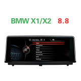"Anti-Glare Carplay 8.8 "" BMW 1 F20 BMW 2 F22 GPS van de Navigatie Androïde 7.1 WiFi Aansluting 2+16g"