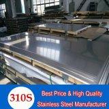 310S het Zuurvaste Blad van het Roestvrij staal ASTM voor Milieu Op hoge temperatuur