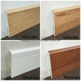 Les revêtements de sol Accessoires de protection de termites plinthe en PVC