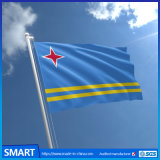 Qualitäts-Staatsflagge, Land-Markierungsfahne, Spanien-Markierungsfahne