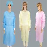 Não Tecidos Poly-Coated vestido de isolamento