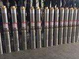 alta pompa del mezzo sommergibile del pozzo profondo dell'acciaio inossidabile dell'alto elevatore di flusso 4SD