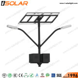 二重Arm High Lumen 100W Solar Power Pathway Light