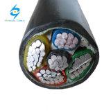 Condutores de alumínio Zryjlv Zrcyjlv cabo subterrâneo do cabo de alimentação